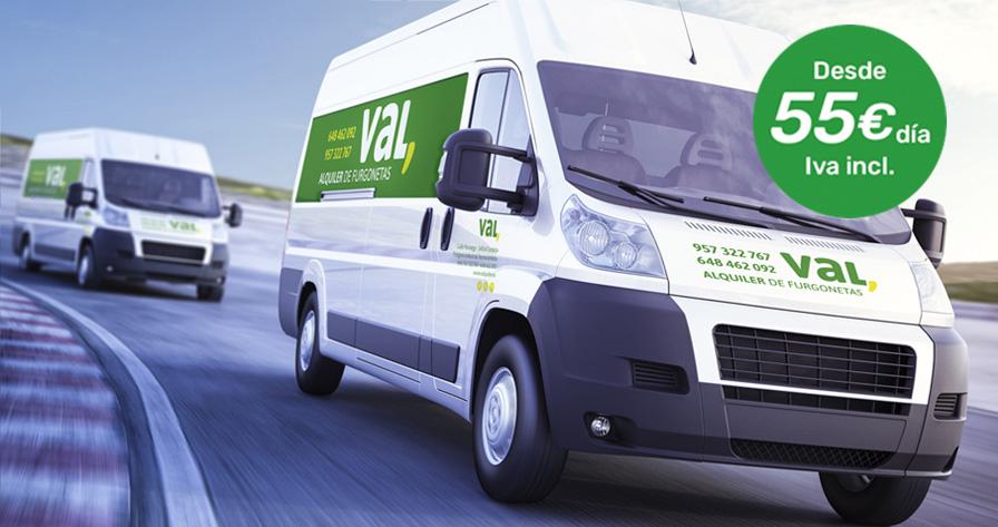 ofertas alquiler vehículo industrial en cordoba