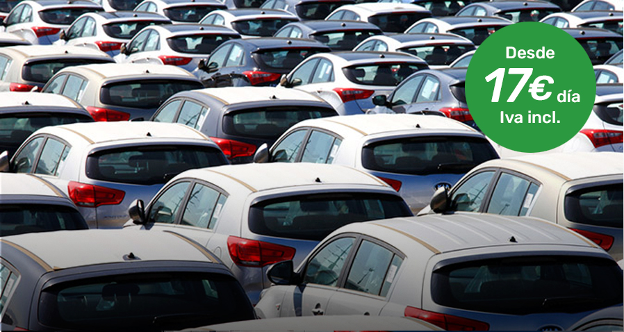 Flota de vehículos para tu empresa