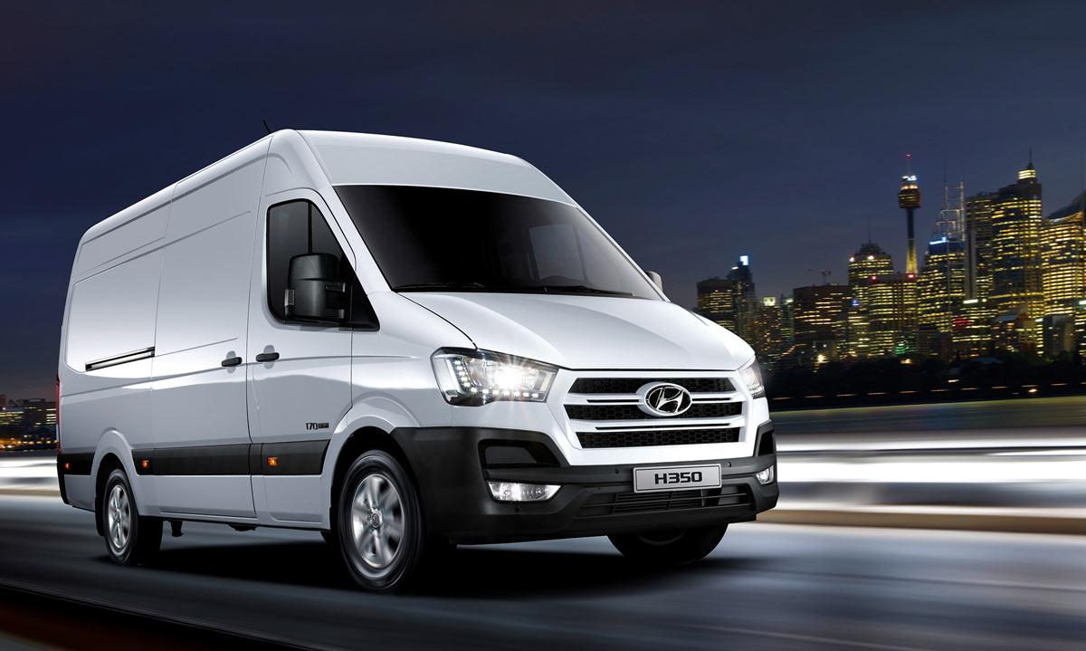 Análisis de nuestra furgoneta Hyundai H350