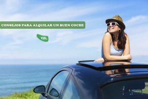 consejos para alquilar un buen coche