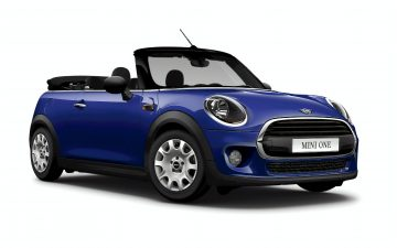 "Mini One Cabrio ""Date un capricho"""