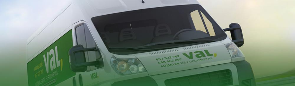 Alquiler de vehículos en Córdoba: Coches y furgonetas