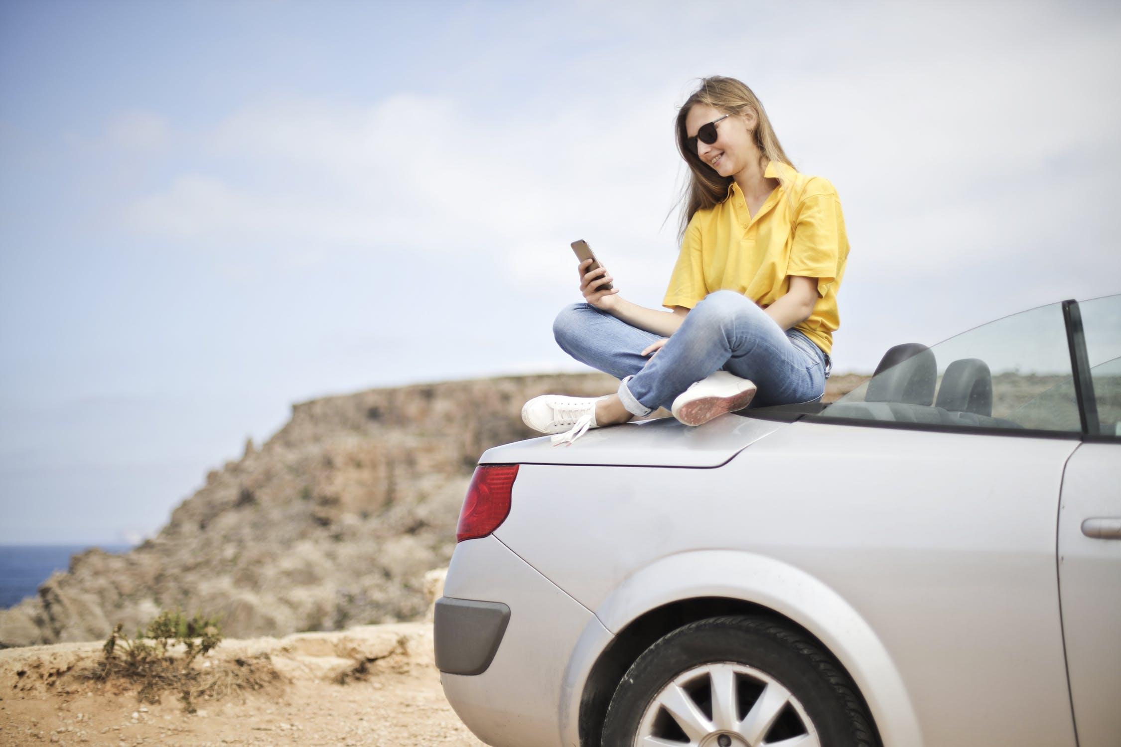 Beneficios de alquilar un coche turismo