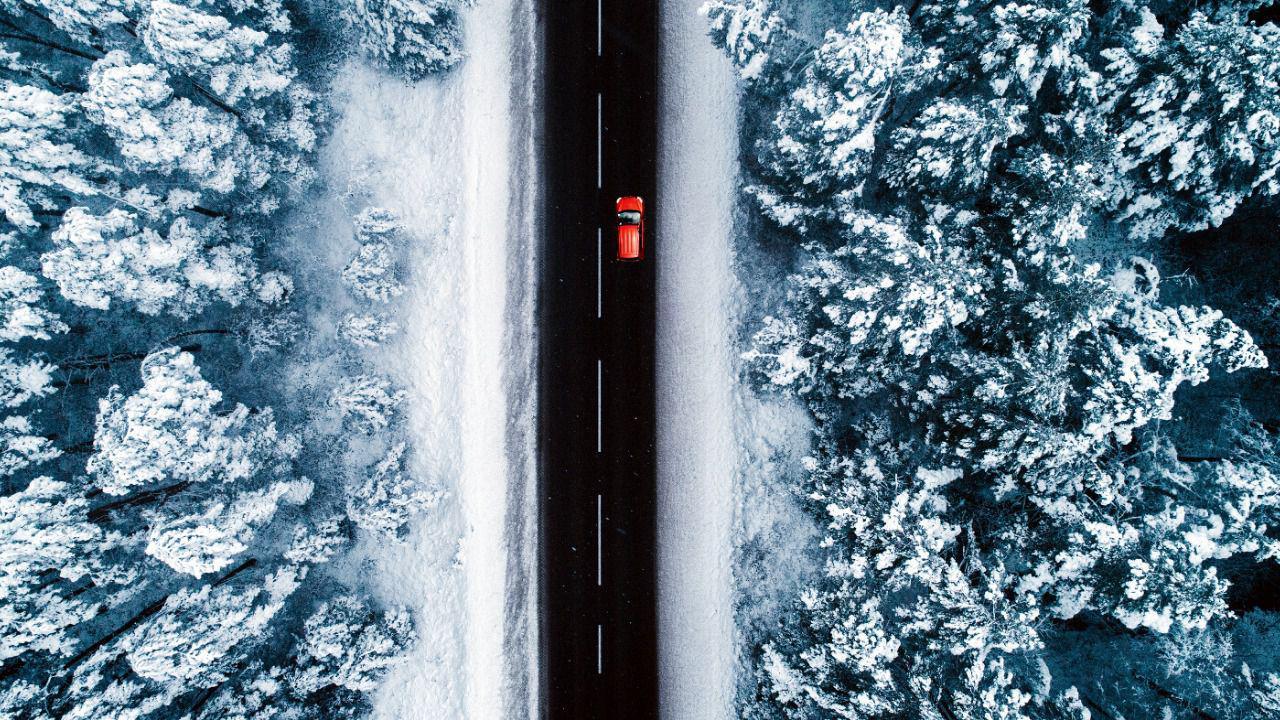 Falsos mitos de conducir con frío