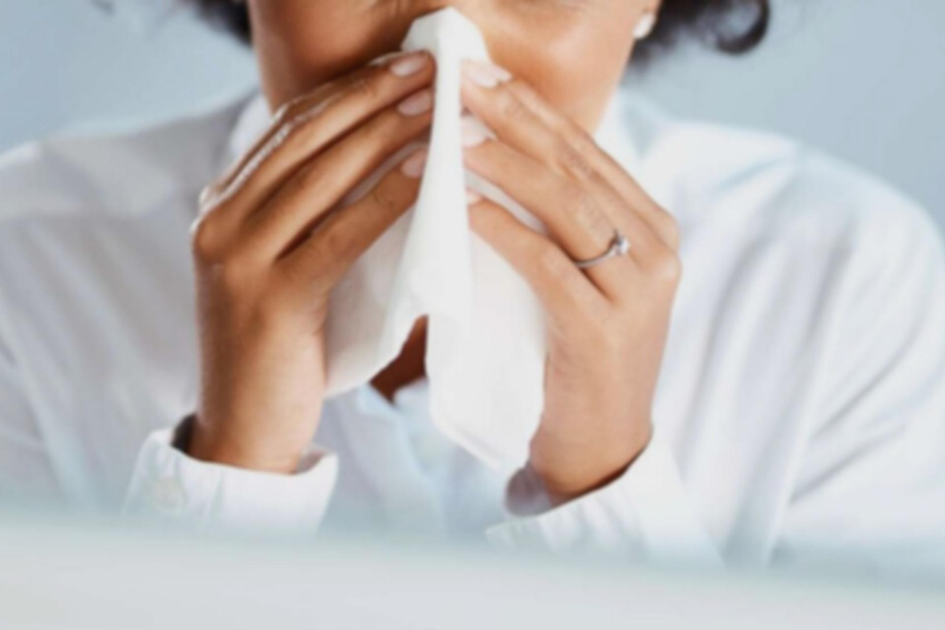 como afecta la alergia en la conducción