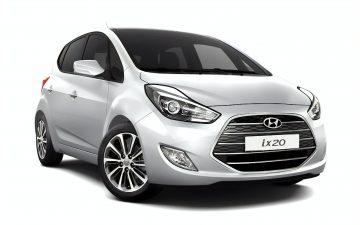 "Hyundai ix20 ""Regálate una escapada"""